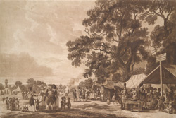 The Encampment in Hyde Park